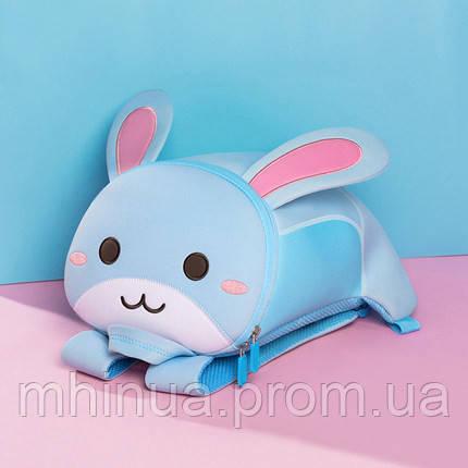 Детский рюкзак Nohoo Зайка Большой (NH042L Blue), фото 2