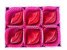 Шоколадные конфеты ручной роботы *Sweet kisses*, фото 3