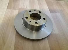 Диск гальмівний передній (276mm.) IVECO DAILY 35S E3 (C3E004ABE/42470836)