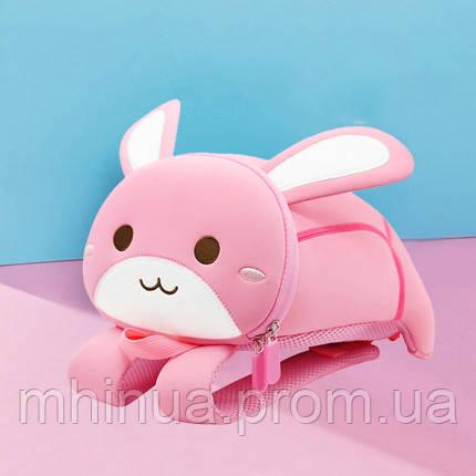 Детский рюкзак Nohoo Зайка Большой (NH042L Pink), фото 2