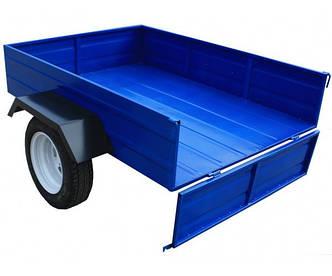 """Прицеп """"Премиум"""" (120х165) под жигулевские колёса без сиденья"""