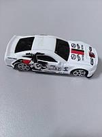 Машинка TOYO TIRES GT 500 белая
