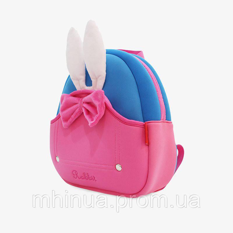 Дитячий рюкзак Nohoo Зайчик (NH031)