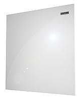 Керамическая панель обогрева белая с теморегулятором 475 Вт Камин, фото 1