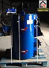"""Стальной котел длительного горения """"Idmar CIC мощностью 13 кВт"""" (Идмар СІС), фото 4"""