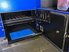 Стальной котел длительного горения Neus-B мощностью 17 кВт (Неус-В), фото 9