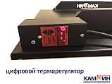 Полотенцесушитель с терморегулятором 475 Вт ТМ Камин, фото 2
