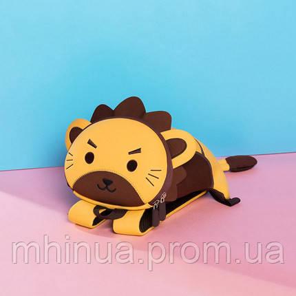 Детский рюкзак Nohoo Львёнок, Средний размер (NH053M), фото 2