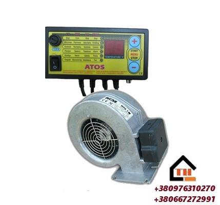 Автоматический контролер и турбина ATOS WPA120