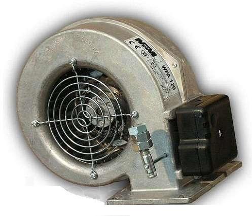 Нагнетательный вентилятор для твердотопливных котлов WPA 120 ЕВМ