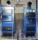 Идмар тип GK-1 10-120 квт твердотопливные котлы длительного горения, фото 6