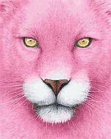 "Картина по номерам. Rainbow Art ""Розовая пантера"" GX27593-RA"
