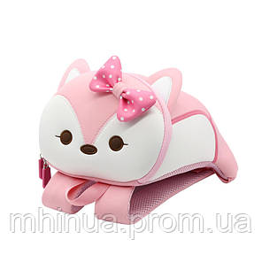 Детский рюкзак Nohoo Лисенок, Средний размер, Розовый (NHB101M), фото 2