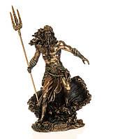 Статуэтка Veronese Посейдон на волнах 77315A4