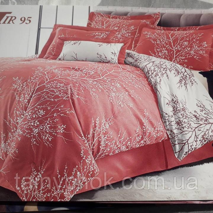 Полуторное постельное белье Тиротекс