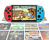 Портативна ігрова приставка консоль PSP X7 Blue/Red, фото 7