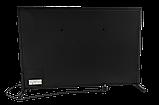 Керамічний обігрівач з конвекцією малюнком і терморегулятором 700 Вт, фото 4