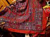Жіночий великий хустку, шарф, шаль кольоровий палантин 1.20 на 1.20, фото 2
