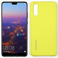 Чехлы U-Like Чехол силиконовый для Huawei P20 Зелёный (27363)