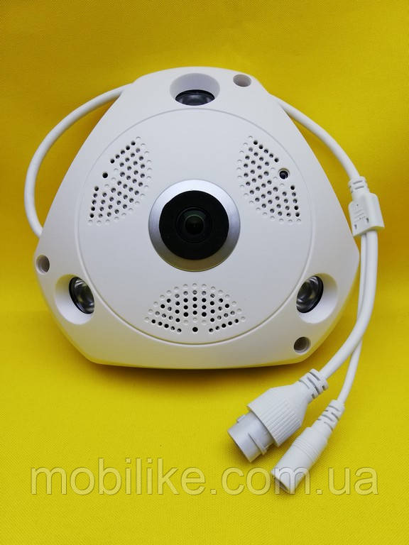 Панорамная Wifi камера V300 (видеонаблюдение)