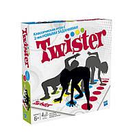 """Игра для детей и взрослых Hasbro Games """"Твистер"""" от 6 лет"""