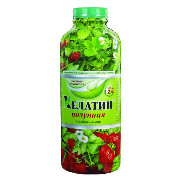 Удобрение Хелатин Клубника 1,2 л Восор 1406