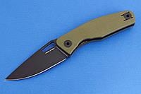 Нож складной Real Steel Terra Olive Green (7452), фото 1