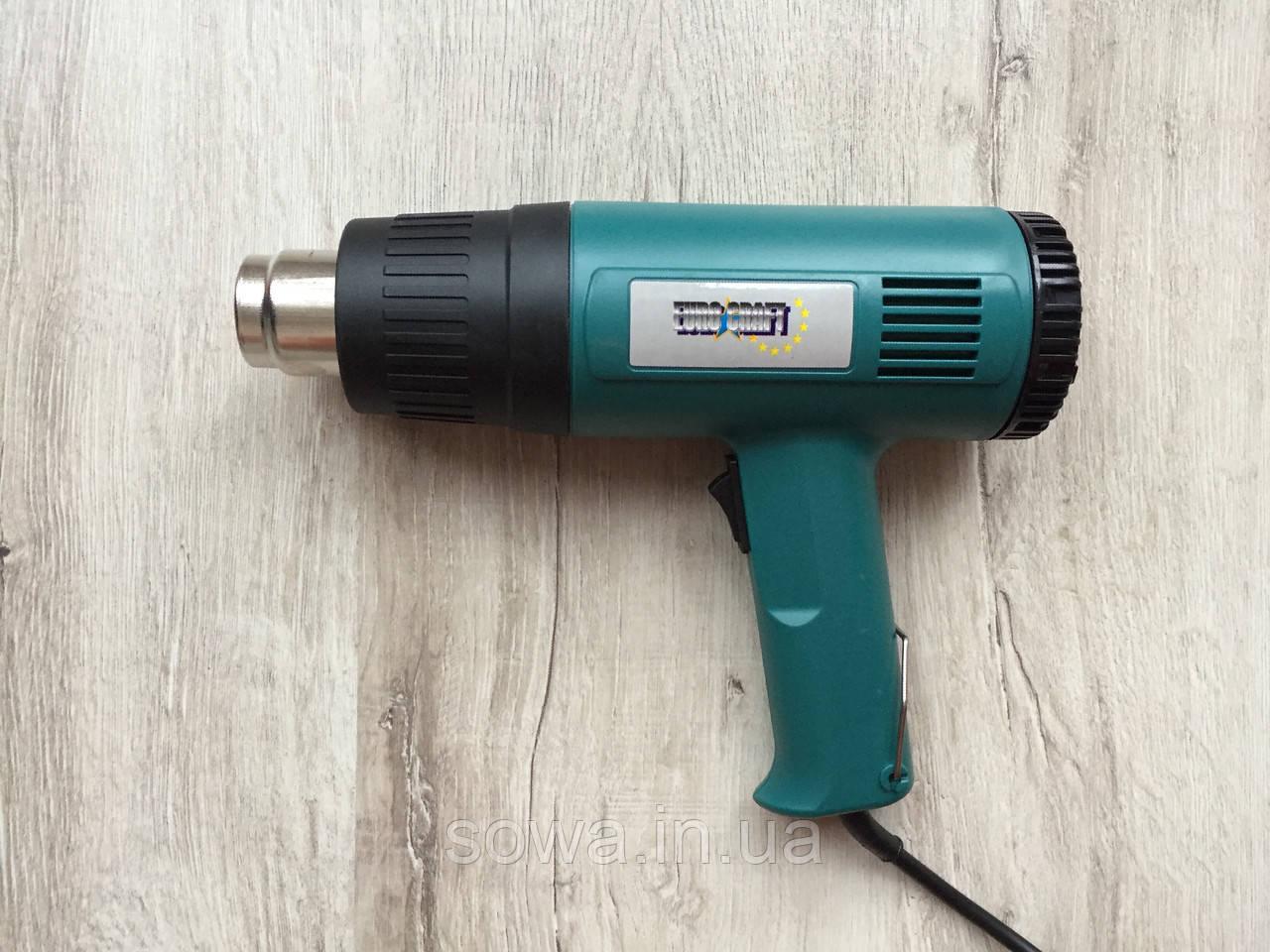 Фен Технический Euro Craft HG2040