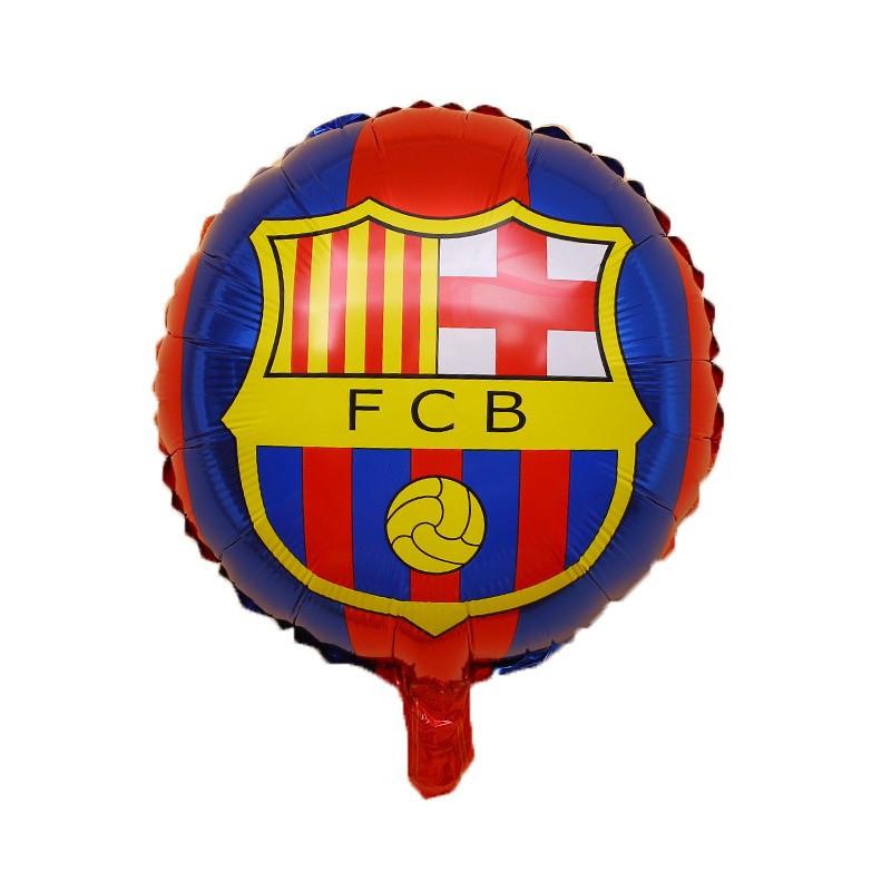 Куля надувний фольгований Barcelona