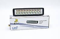 """Фара дополнительного света """"LED light bar - 03 W/Y"""" / метал. корпус /белый и желтый свет  /1шт"""