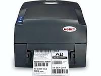 Принтер этикеток Godex G 530 UP (USB+Parallel) 300dpi, фото 1