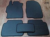 Коврики на Mazda 6 '02-13. Автоковрики EVA