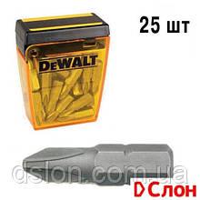 Набор бит DeWALT DT70526, Ph2, L=25 мм,25 шт