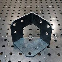 3D угольник 150 х 150 х 150 мм для сварочного стола Workroom сталь 6 мм