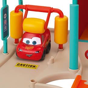 Гараж для машинок McQueen Vroom Planet Smoby 120424, фото 3