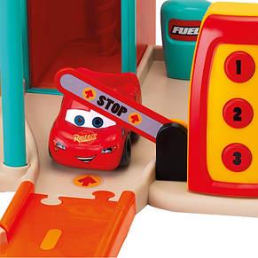 Гараж для машинок McQueen Vroom Planet Smoby 120424, фото 2