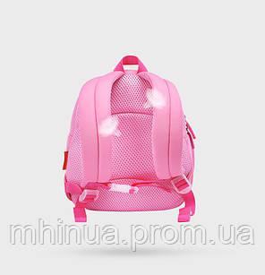 Дитячий рюкзак Nohoo Пінгвін Рожевий (NH065), фото 2