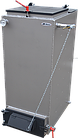 Котел длительного горения Холмова Бизон FS 20 кВт, фото 2