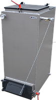 Твердотопливный котёл длительного горения Холмова Бизон FS 40 кВт