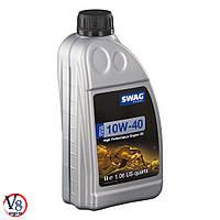 Масло моторное SWAG 10W-40 полусинтетическое SL/CF (15932931) 1л