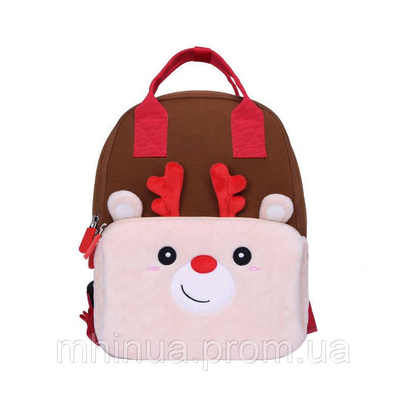 Дитячий рюкзак Nohoo Оленя Великий (NHQ007)