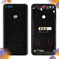 Задняя крышка для Huawei Honor 7C Pro, цвет черный