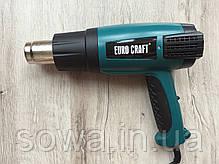 Фен Технический Euro Craft HG210 , 2000Вт, фото 3