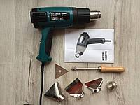 Фен Технический Euro Craft HG210 , 2000Вт