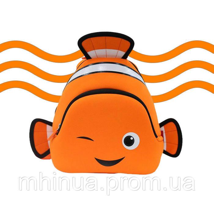 Дитячий рюкзак Nohoo Рибка Немо (GY293)
