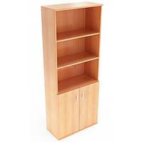 Офисный шкаф для бумаг (720х1823) Бюджет Б-601+703, фото 1