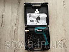 Фен Технический Euro Craft HG210 в кейсе 2000Вт, фото 2