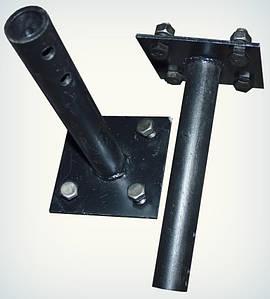 """Полуось """"Премиум"""" для большого прицепа  (диаметр 28 мм, длина 114 мм)"""