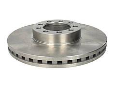 Диск гальмівний передній IVECO DAILY 301mm. 65С Е4 (C3E007ABE/2996122)