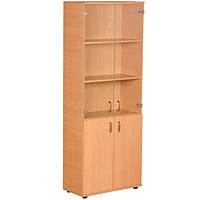 Офисный шкаф для бумаг (720х1823) Бюджет Б-601+703+801, фото 1